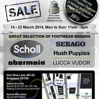 Read more about Lucky Sole Shop Footwear Warehouse SALE 14 - 23 Mar 2014