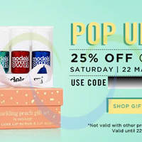 Read more about Luxola 25% OFF All Gift Sets (NO Min Spend) 2Hr Coupon Code 22 Mar 2014