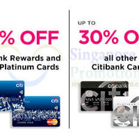 Read more about Luxola 15% - 30% OFF Storewide Coupon Codes For Citibank Cardmembers 8 Mar - 31 Aug 2014