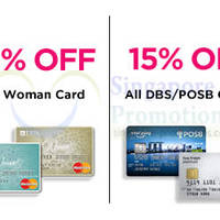 Read more about Luxola 15% OFF Storewide Coupon Code For DBS/POSB (NO Min Spend) 8 Mar - 30 Jun 2014