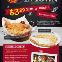 Read more about Manhattan Fish Market $3.99 Fish 'n Chips @ 16 Outlets 3 Mar 2014