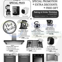 Read more about Mayer Appliances One Day Offers @ IMM 22 Mar 2014