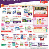 Read more about NTUC Unity Health Offers & Promotions 28 Mar - 24 Apr 2014