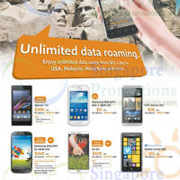 Read more about M1 Smartphones, Tablets & Home/Mobile Broadband Offers 15 - 21 Mar 2014
