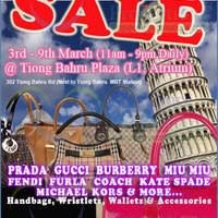 Read more about MyBagEmpire Branded Handbags & Accessories Sale @ Tiong Bahru Plaza 3 - 9 Mar 2014