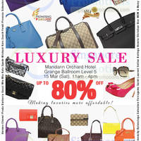 Read more about Nimeshop Branded Handbags Sale Up To 80% Off @ Mandarin Orchard 15 Mar 2014