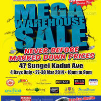 Read more about Novena Mega Warehouse Sale 27 Mar - 6 Apr 2014