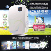 Read more about Novita PuriClean NAP 2000H Air Purifier Promo Offer 5 Mar 2014