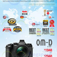 Read more about Olympus Digital Cameras Offers 1 - 31 Mar 2014
