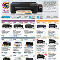 Read more about Epson Printers, Scanners, Labellers & Projectors Offers 17 Mar - 1 Jun 2014