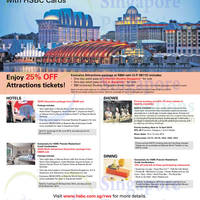 Read more about Resorts World Sentosa Special Offers For HSBC Cardmembers 27 Mar - 31 Dec 2014