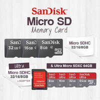 Read more about Sandisk From $5.90 MicroSD Memory Cards Promo 3 Mar 2014