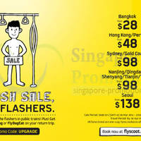 Read more about Scoot Airlines Flash SALE Air Fares Offers 20 - 21 Mar 2014