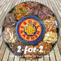 Read more about Seoul Garden Lunch Buffets Buy 2 Get 2 FREE Promo 31 Mar 2014