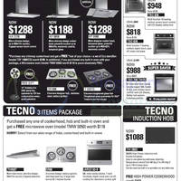 Read more about Tecno Home Appliances & Kitchen Appliances Price List Offers 5 Mar 2014