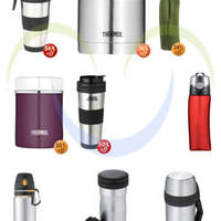Read more about Thermos Insulated Containers Up To 45% OFF Promo 21 - 22 Mar 2014