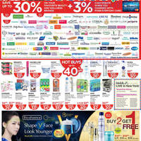 Read more about Watsons Personal Care, Health, Cosmetics & Beauty Offers 13 - 19 Mar 2014