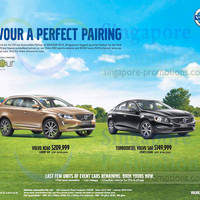 Read more about Volvo XC60 SUV & Volvo S60 Sedan Offers 8 Mar 2014