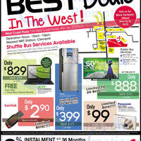 Read more about Best Denki TV, Notebooks, Digital Cameras & Other Electronics Offers 28 - 31 Mar 2014