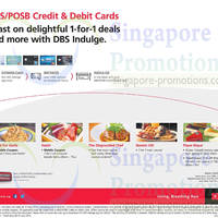 Read more about DBS/POSB 1 For 1 Cafe Deals For Debit & Credit Cardmembers 10 Apr - 31 May 2014