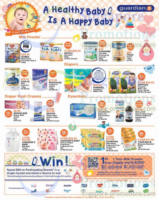 25 Apr Milk Powder, Baby Products, Dumex, Nestle, Karihome ...