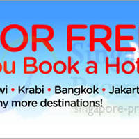 Read more about Air Asia Go Book A Hotel & Get FREE Flights Promo 21 - 27 Apr 2014