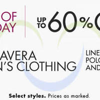 Read more about Cubavera Up To 60% Off Men's Clothing 24Hr Promo 27 - 28 Apr 2014