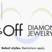 Read more about Amazon.com Up To 70% OFF Diamond Jewellery 24Hr Promo 28 - 29 Apr 2014