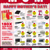 Read more about Best Denki TV, Notebooks, Digital Cameras & Other Electronics Offers 17 - 21 Apr 2014