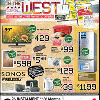 Read more about Best Denki TV, Tablet, Digital Cameras & Other Electronics Offers @ West Coast Plaza 1 - 31 May 2014