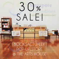 Read more about BooksActually 30% OFF Storewide SALE 5 - 6 Apr 2014