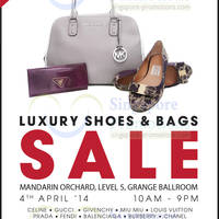 Read more about Brandsfever Handbags & Footwear Sale @ Mandarin Orchard 4 Apr 2014