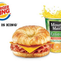 Read more about (Over 10K Sold) Burger King 46% OFF Croissan'wich & Drink Redeemable @ 30 Outlets 9 Apr 2014