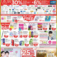 Read more about Watsons Personal Care, Health, Cosmetics & Beauty Offers 10 - 16 Apr 2014