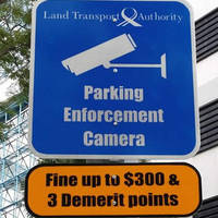 LTA Introducing 40 More CCTV Locations & New Measures From Jan 2015