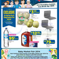 Read more about NTUC Fairprice Electronics, Appliances, Groceries & Wines Offers 10 - 23 Apr 2014