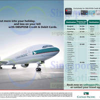 Read more about Cathay Pacific Promo Air Fares For DBS/POSB Cardmembers 17 Apr - 5 May 2014
