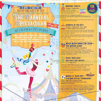 Read more about Changi City Point The Carnival Spectacular Promotions & Activities 18 Apr - 18 May 2014