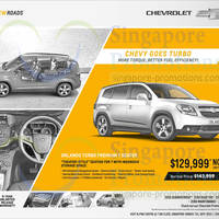 Read more about Chevrolet Orlando Features & Price 19 Apr 2014