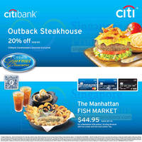 Read more about Manhattan Fish Market $17 OFF Manhtattan 006 Platter Set For Citibank Cardmembers 13 Apr - 31 May 2014