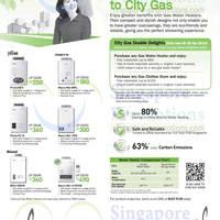 Read more about City Gas Ferroli, Macro & Rinnai Series Water Heaters Offers 2 Apr 2014