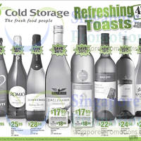 Read more about Cold Storage Wines 4 Days Promo Offers 17 - 20 Apr 2014