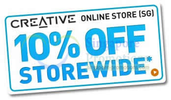 Creative Store 10 Percent 12 Apr 2014