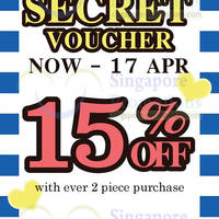 Read more about Dip Drops 15% OFF Coupon Promo 7 - 17 Apr 2014