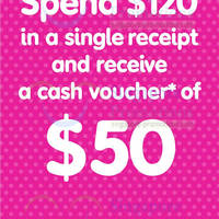 Read more about Early Learning Centre FREE $50 Voucher With $120 Spend Promo 11 Apr 2014