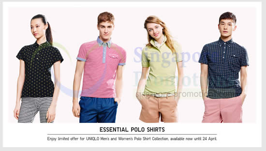 Essential Polo Shirts