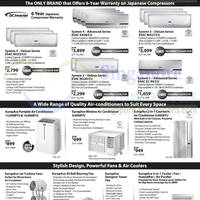 Read more about Europace Air Conditioners & Fans Promo Offers 17 Apr 2014