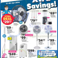 Read more about NTUC Fairprice Electronics, Appliances, Groceries & Other Offers 17 - 30 Apr 2014