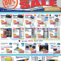 Read more about Audio House Electronics, TV & Appliances Offers @ Bendemeer 26 - 30 Apr 2014