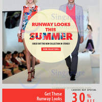 Read more about G2000 Summer Runaway Looks 30% OFF Promo 26 Apr - 4 May 2014
